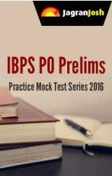 IBPS PO Prelims Mock Test Series