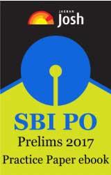 SBI PO Prelims 2017 Practice Paper
