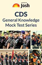 CDS General Knowledge Mock Test Series