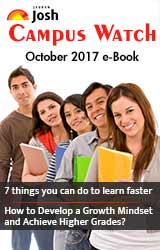 Campus Watch October 2017 ebook