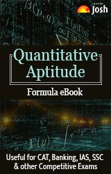 Quantitative Aptitude Formula eBook