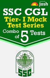 SSC CGL Tier-I Mock test Series