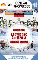 General Knowledge April 2018 eBook