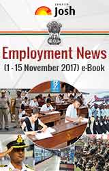 Employment News (1-15 November 2017) e-Book