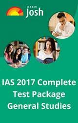 General Studies IAS 2017 Complete Study Package