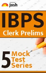 IBPS Clerk Prelims 5 Mock Test Series